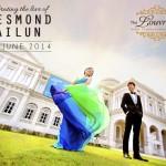 Rejoicing with Desmond & Kailun // Colorful Zest Theme Wedding