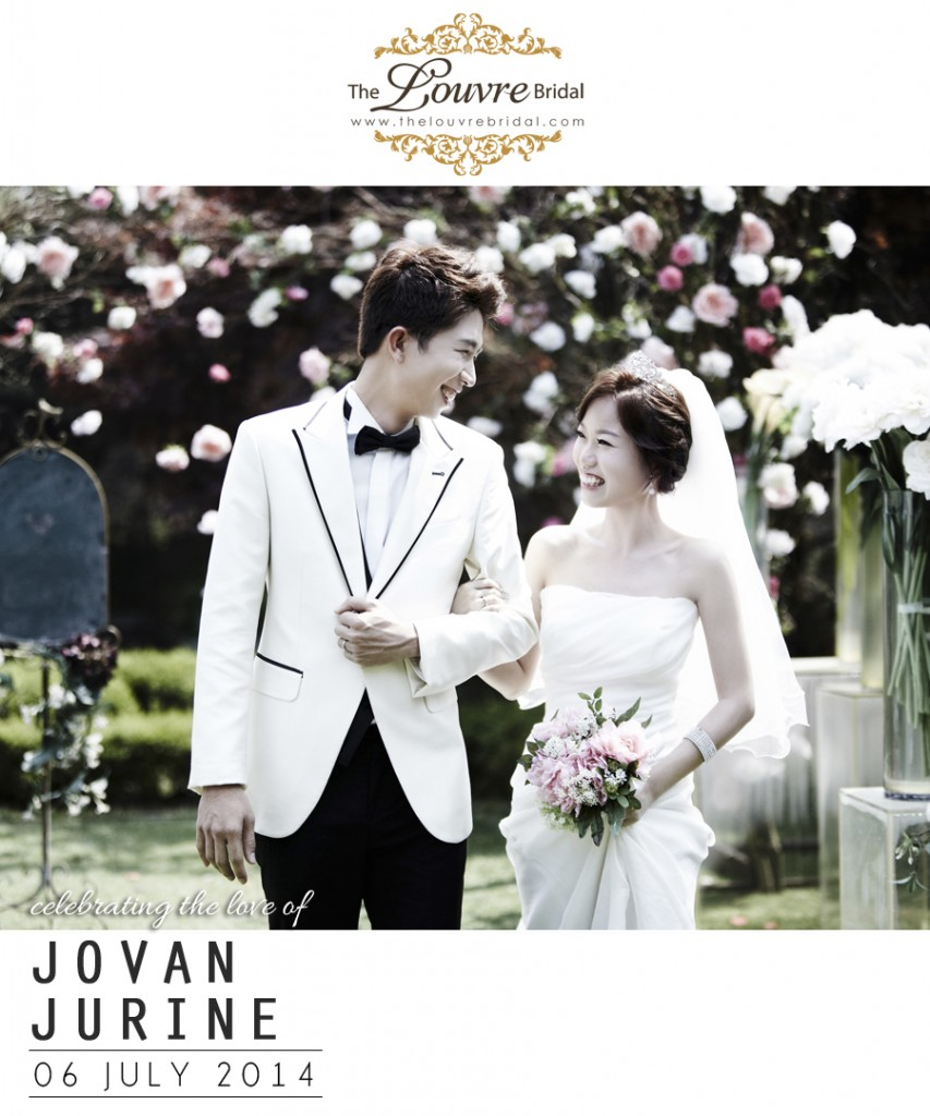 Rejoicing with Jovan & Jurine // Korean Fairytale Theme Wedding