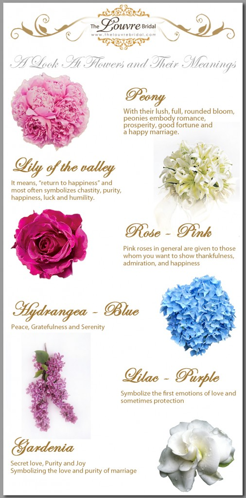 Top 6 Popular Floral Picks for Your Wedding Bouquet