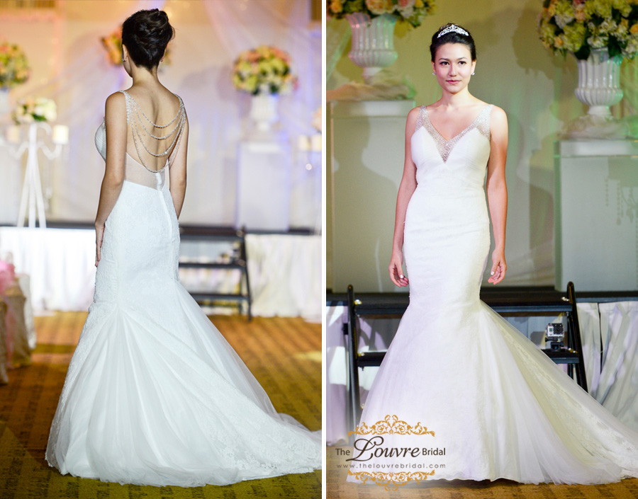 Charmeur 2015 Bridal Couture  @ Amara Singapore
