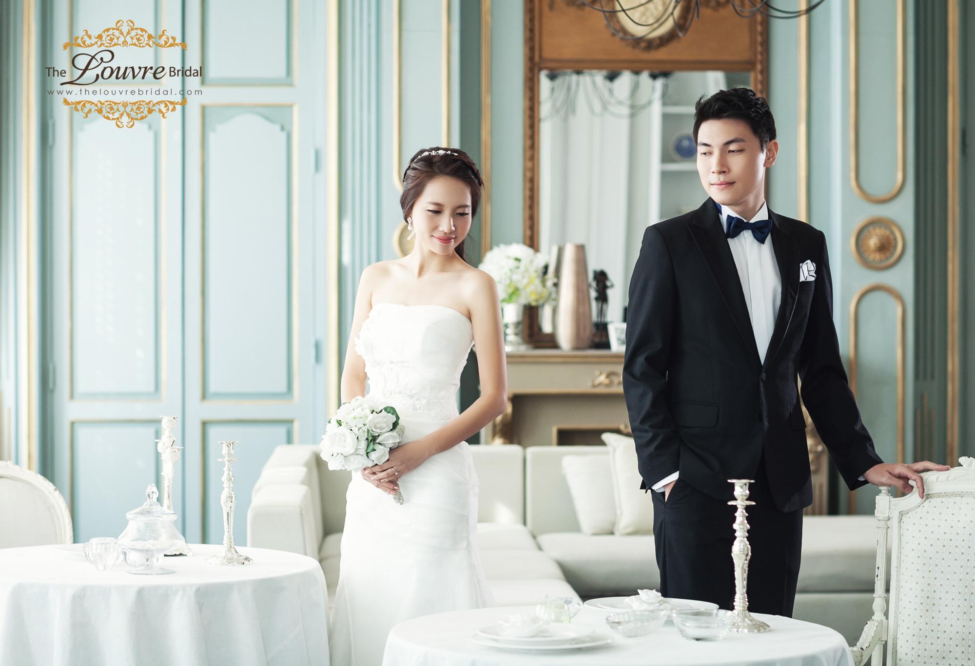 Fulfill Your Elegant K-Wedding Dreams!