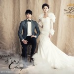 Korean Wedding Photography Concepts // Elegant & Classy