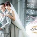 A Touch of Bliss with Shaowei & Edith
