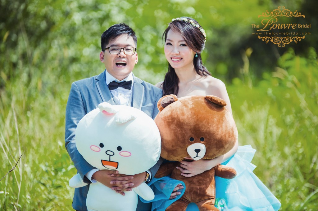 The-Louvre-Bridal-LINE-Brown-and-Cony-Pre-Wedding-Shoot06