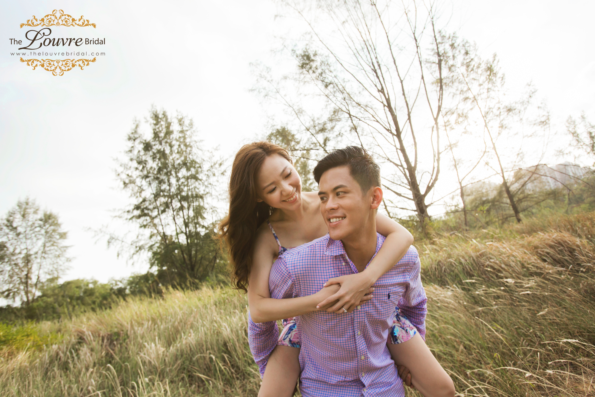 Can You Tell If These Pre wedding Photoshoot