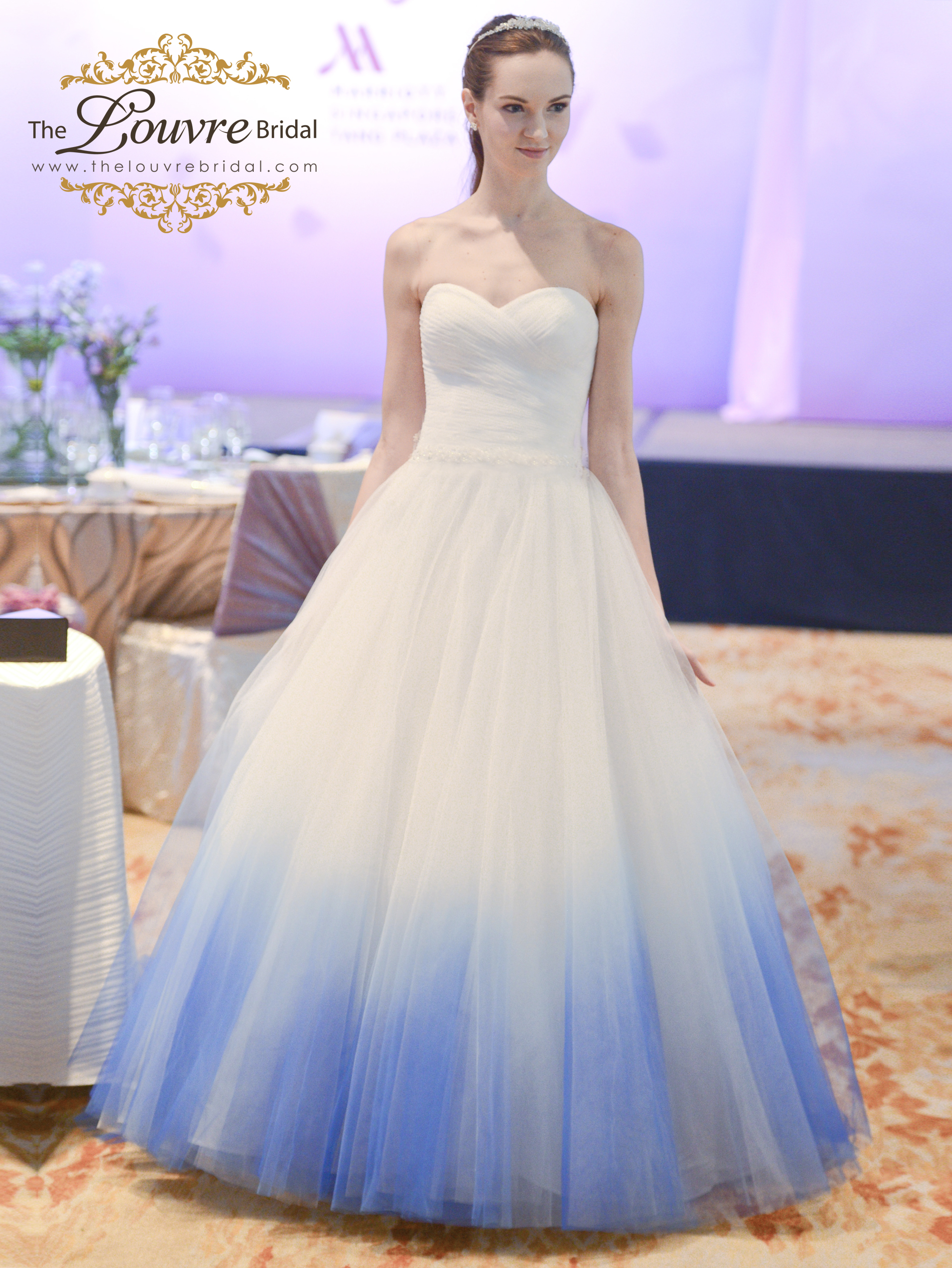 Wedding gown tips how to choose a flattering coloured for How to pick a wedding dress