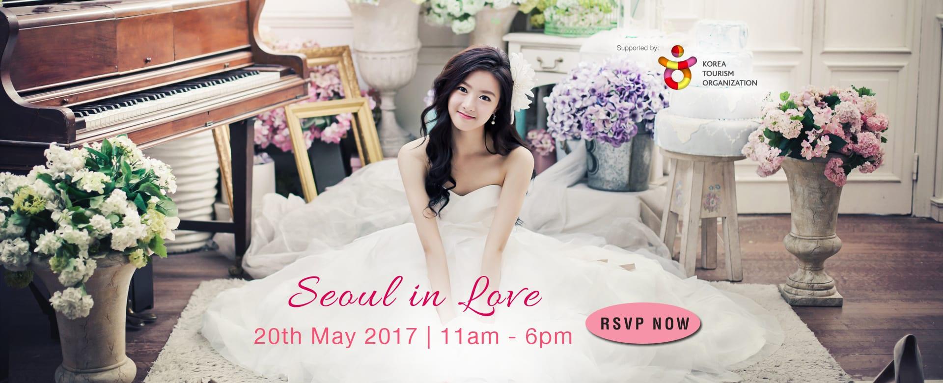 """""""Seoul in Love"""" Open House"""