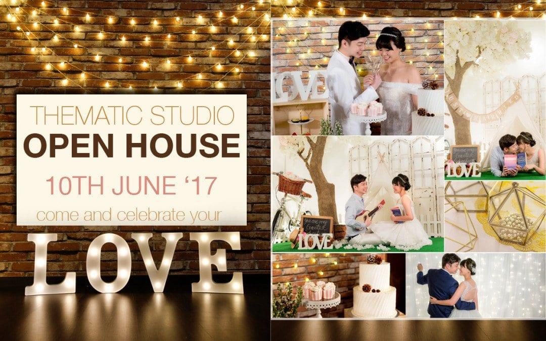 """Thematic Studio Launch"" – Open House"