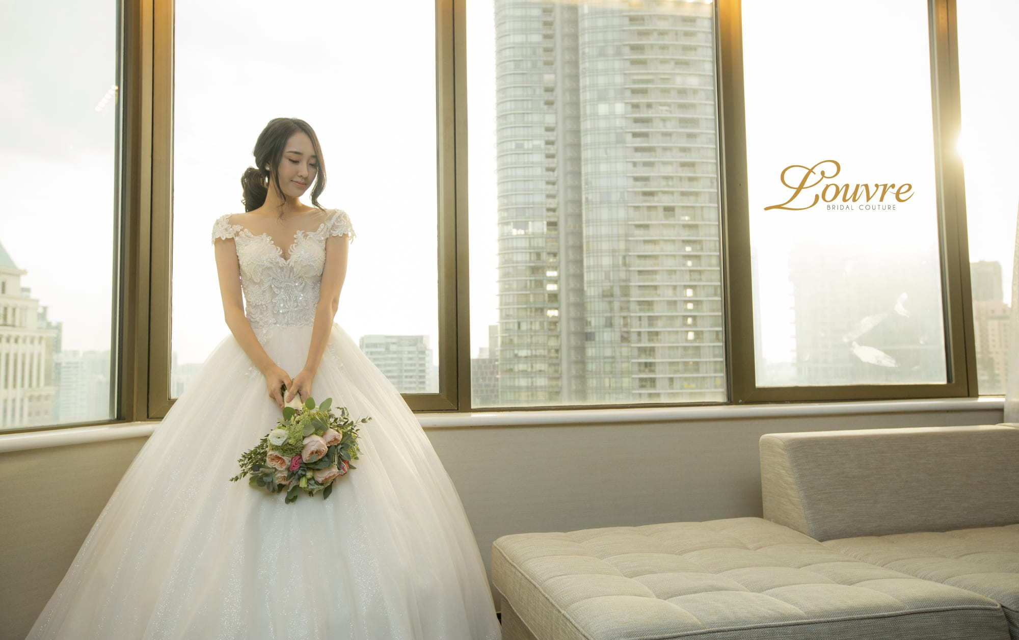 3 Most Popular Wedding Dress Silhouettes For Singapore Brides