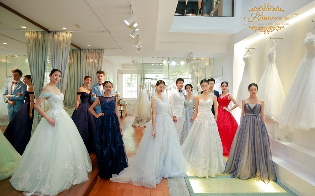 Wedding Gown Launch: Waltzing on Aurora – 2018 Bridal Couture Runway