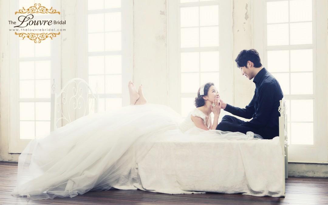 Korean Wedding Photography Concepts // Dreamy