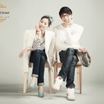 Korean Wedding Photography Concepts // Fun