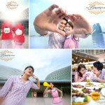 Creative Singapore Pre-wedding Photoshoot Ideas