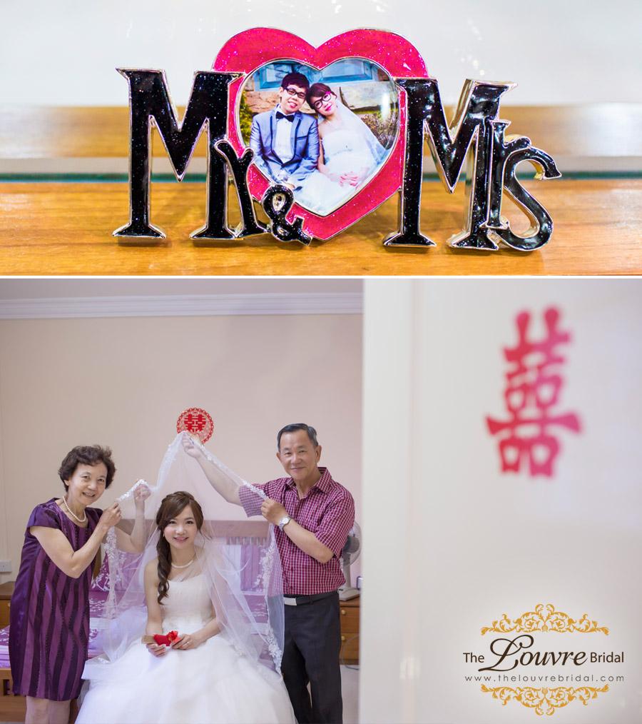 Rejoicing with Qiaowei & Liyan //  Korea Travel Journal Theme Wedding
