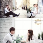 Korean Wedding Photography Concepts // Dating Snaps