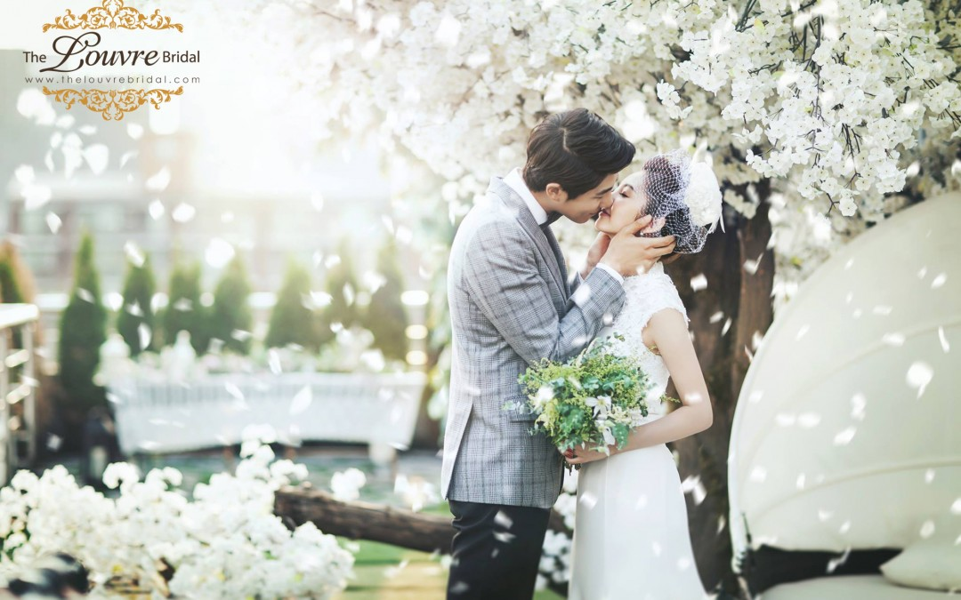 Love In Full Bloom – A Sharing On Korea Studios Photo Samples!