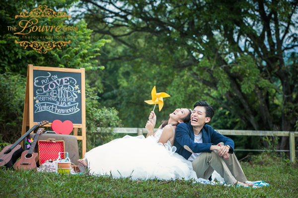 Having A Prewedding Photoshoot Improves Your Memory!