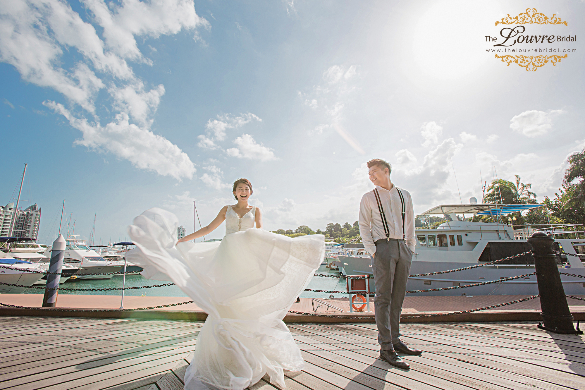 Can You Tell If These Pre Wedding Photoshoot Locations Are In Singapore