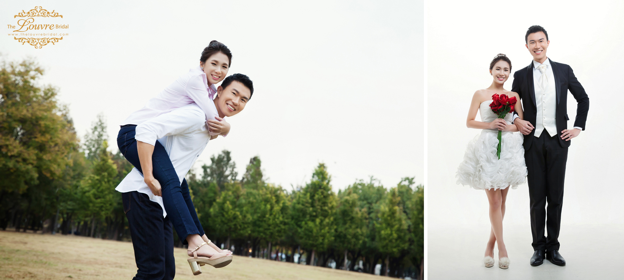 2 Oveseas Pre Wedding Photoshoot
