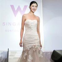 Korean wedding gowns