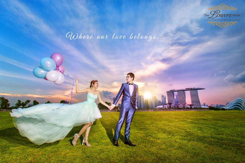 Singapore-Pre-Wedding-Photography