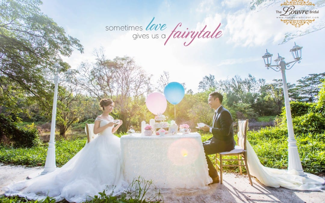 Fairytale Wedding Comes True in 21st Century!