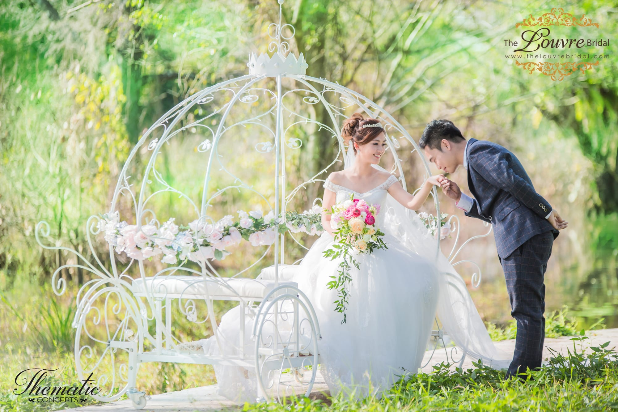 Fairytale Themed Wedding Midway Media