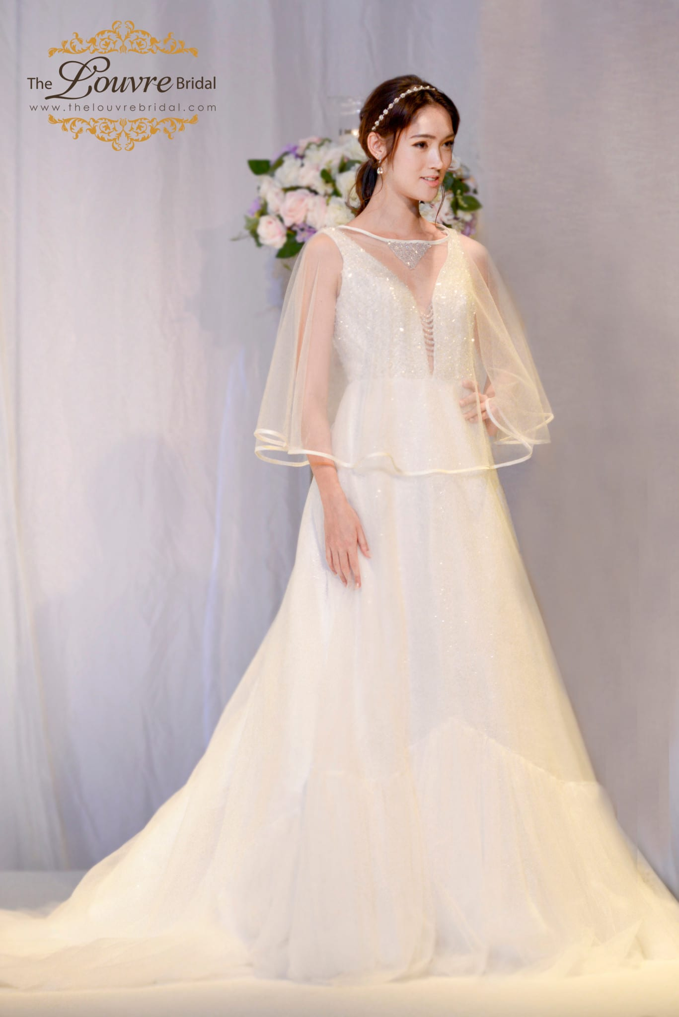 Latest Korean Wedding Dress Trends Styles