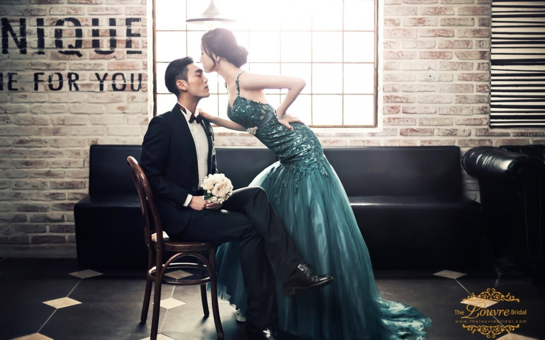 Latest Korean Wedding Dress Trends & Styles