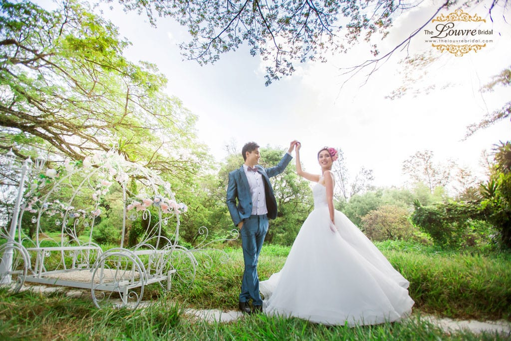 fairytale wedding gown