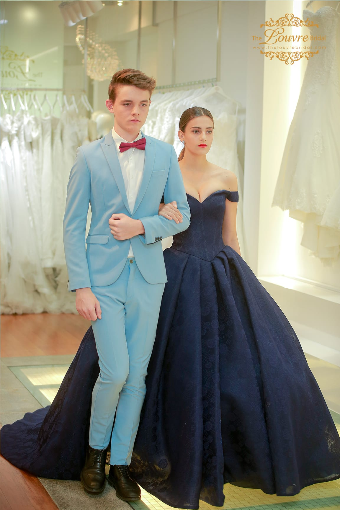 Wedding Gown Launch: Waltzing on Aurora - 2018 Bridal Couture Runway