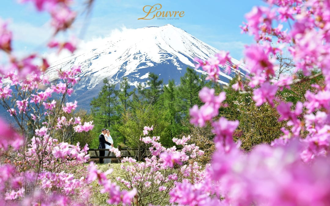 Japan Pre-wedding: 6 Pre-wedding Destinations in Japan that are sure to make you swoon