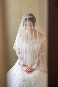 Louvre Bridal Couture Wedding