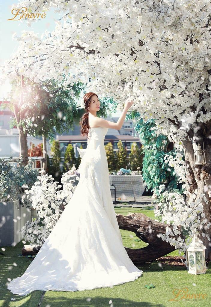 Louvre Bridal Couture Korea Pre-wedding