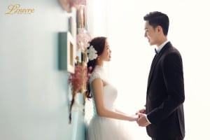 Louvre Bridal Couture Korea Pre-wedding