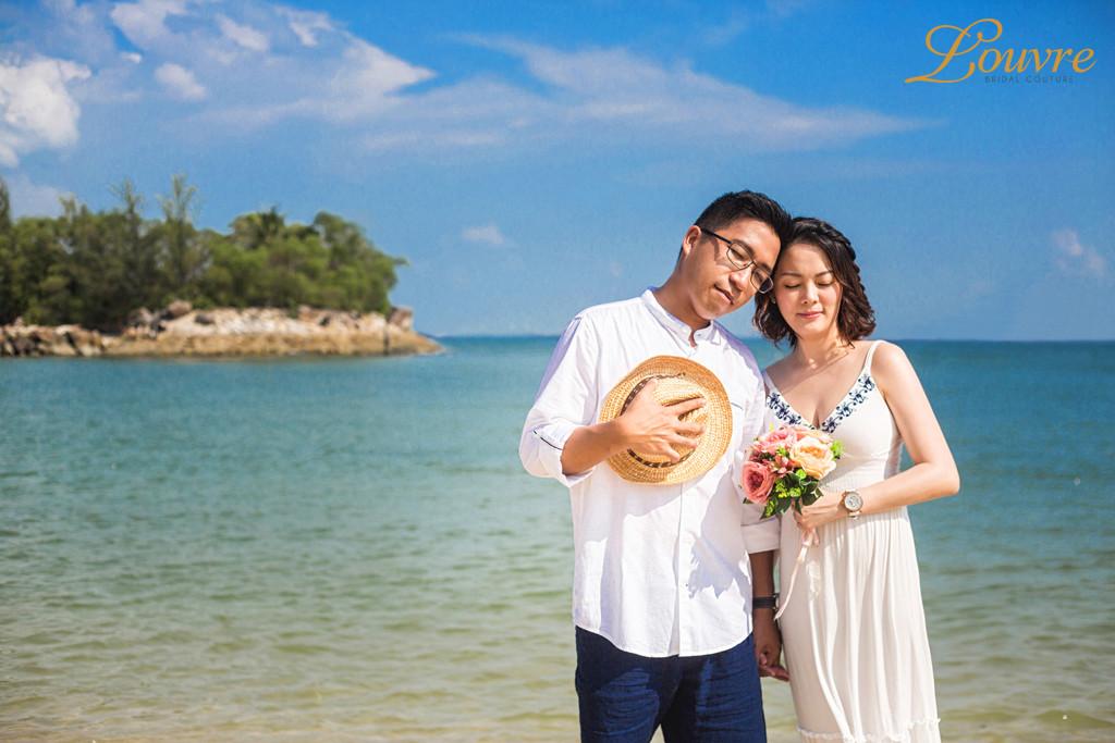 local pre wedding photo shoot