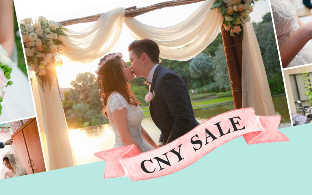 CNY Bridal Sale