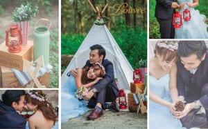 Singapore Pre-wedding Photoshoot