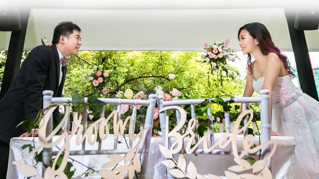 Groom + Bride – Wedding Workshop