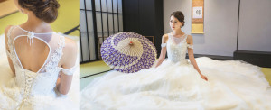 Japan wedding dress
