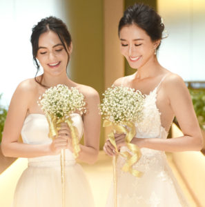 bespoke bridal dress