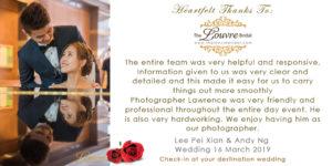 conrad centennial singapore wedding