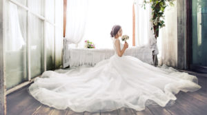 Korean Style Wedding Gowns