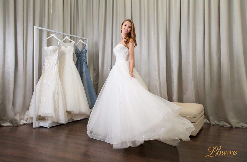 Bridal Dress: 6 Airy Light-Weight Wedding Dresses You Can Dance In!