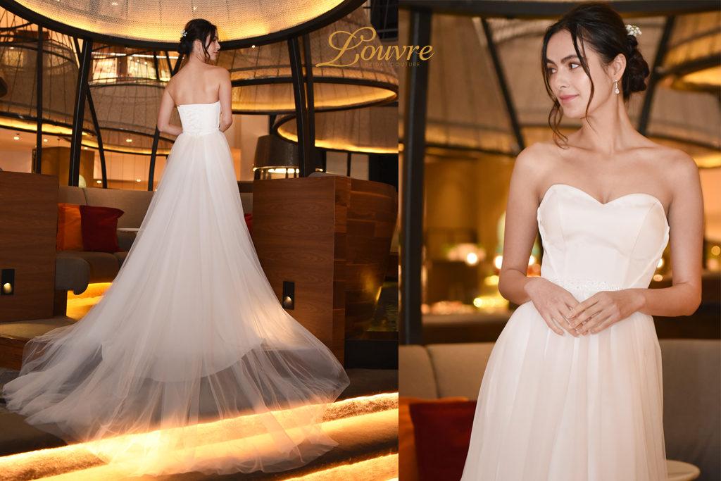 wedding dress Singapore