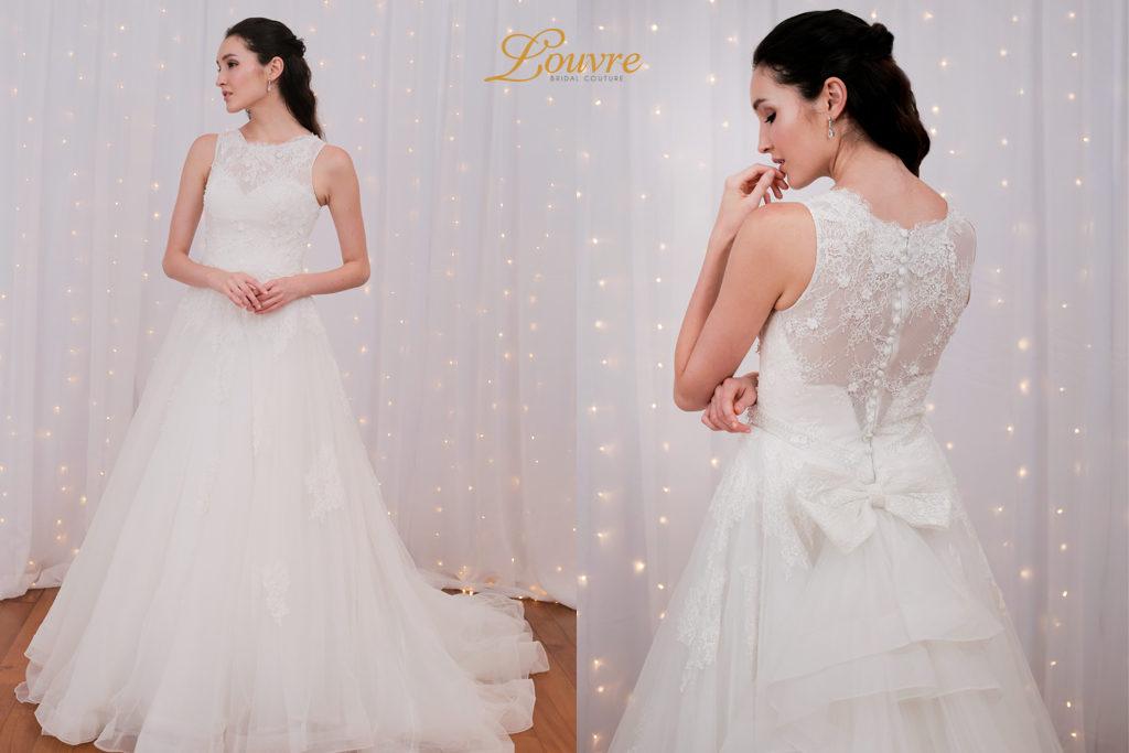 bridal dress Singapore