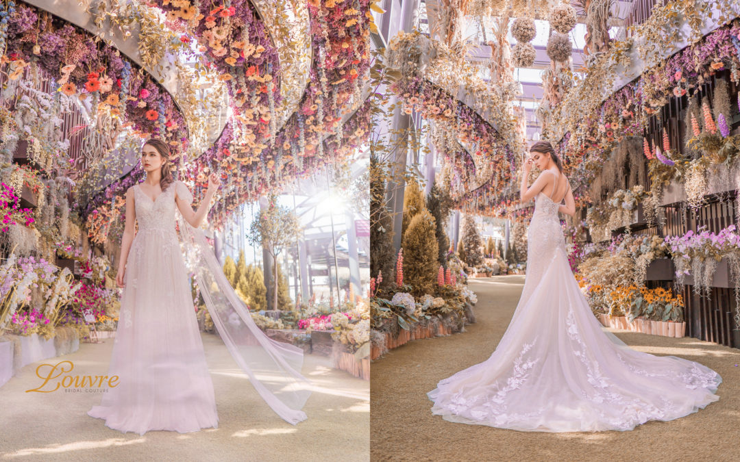 Korean Wedding Gown Singapore – Launch of Timeless Elegance EP6