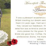Wedding Photos Singapore