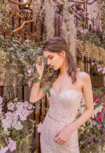 Korea bridal gown