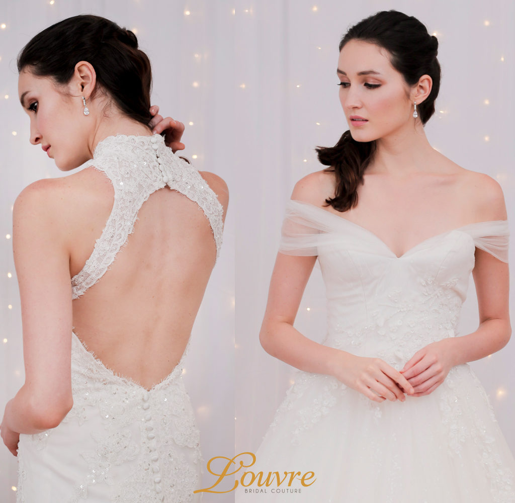 Rent A Gown For Wedding: Wedding Gown Rental: Top-rated Wedding Gown Necklines For